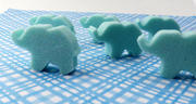 homemade 3D BABY ELEPHANT SOAP