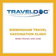 Travel vaccines Birmingham