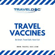 Find Travel Vaccination Clinics in the UK